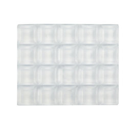 B&Q Plastic Bumper, Pack of 20