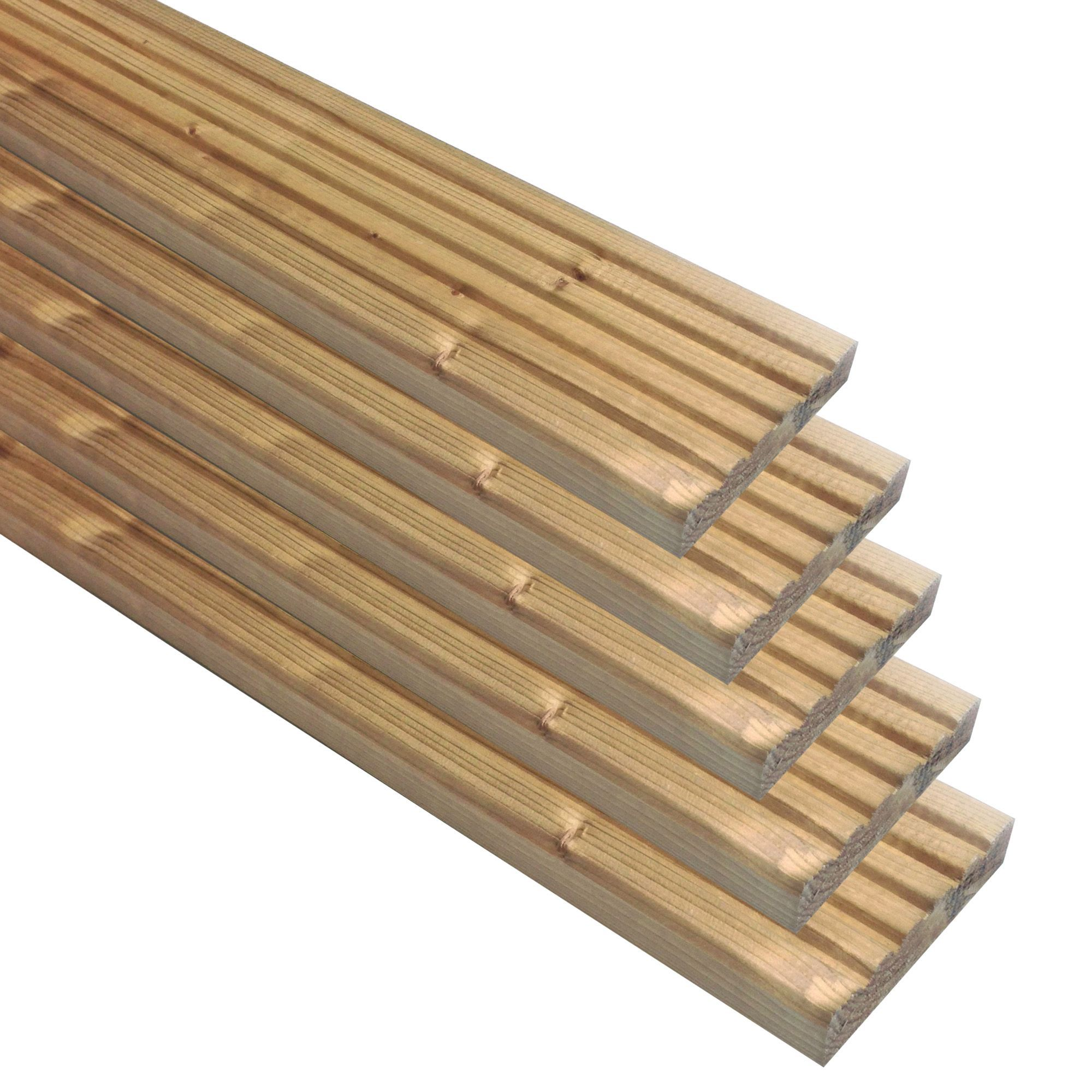 Deck Board Sizes ~ Madeira value deck board t mm w l pack