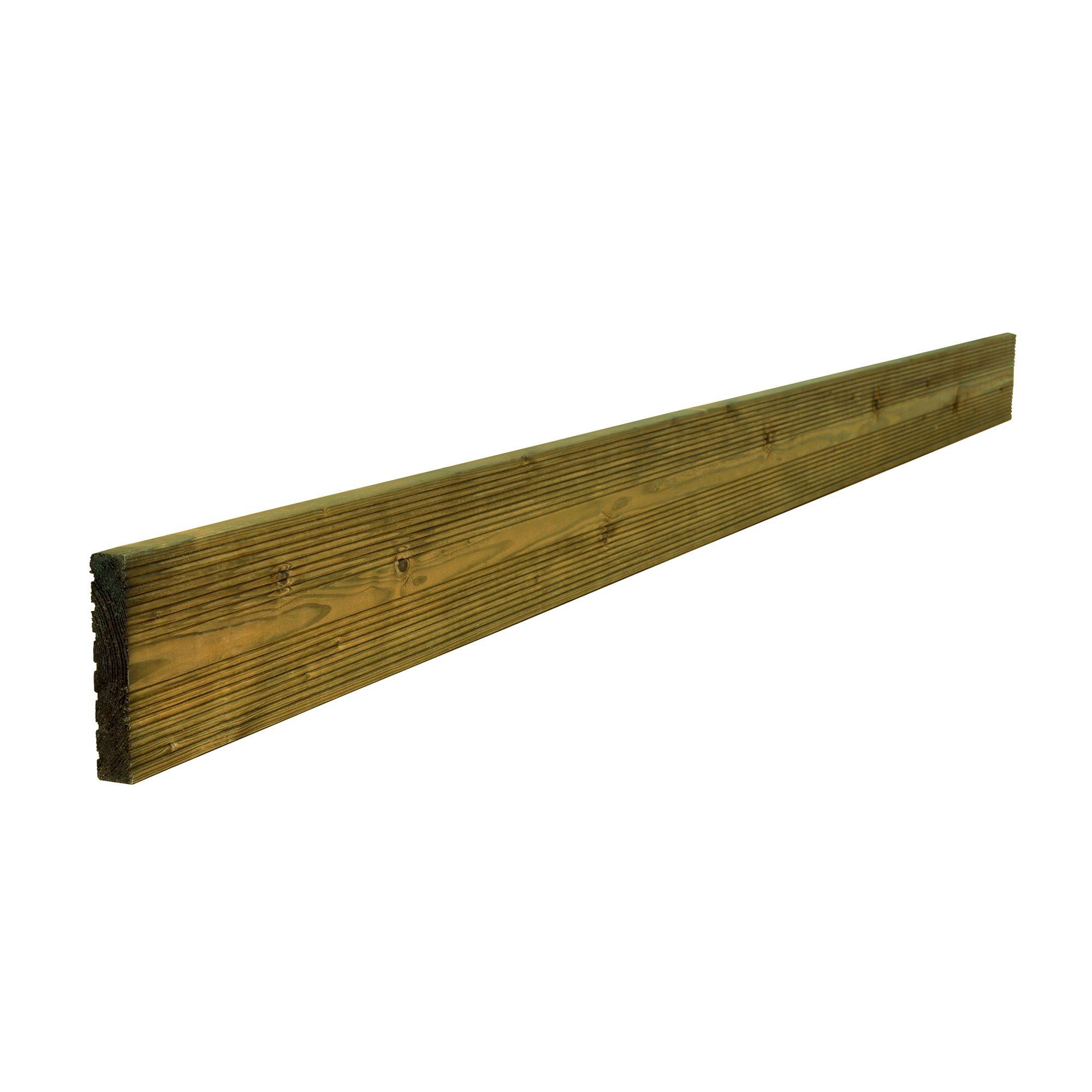 Nevou Premium Deck Board (t)27mm (w)144mm (l)2400mm, Pack Of 5