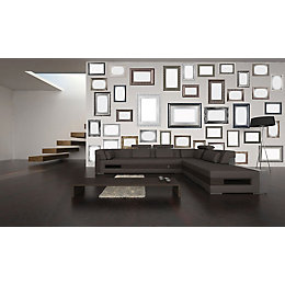 1Wall Creative Collage Frames Mural Wallpaper