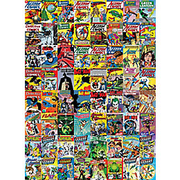 1Wall Creative Collage Dc Comics 64 Piece Creative