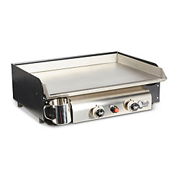 Plancha Tonio 2 Burner Gas Plancha Griddle