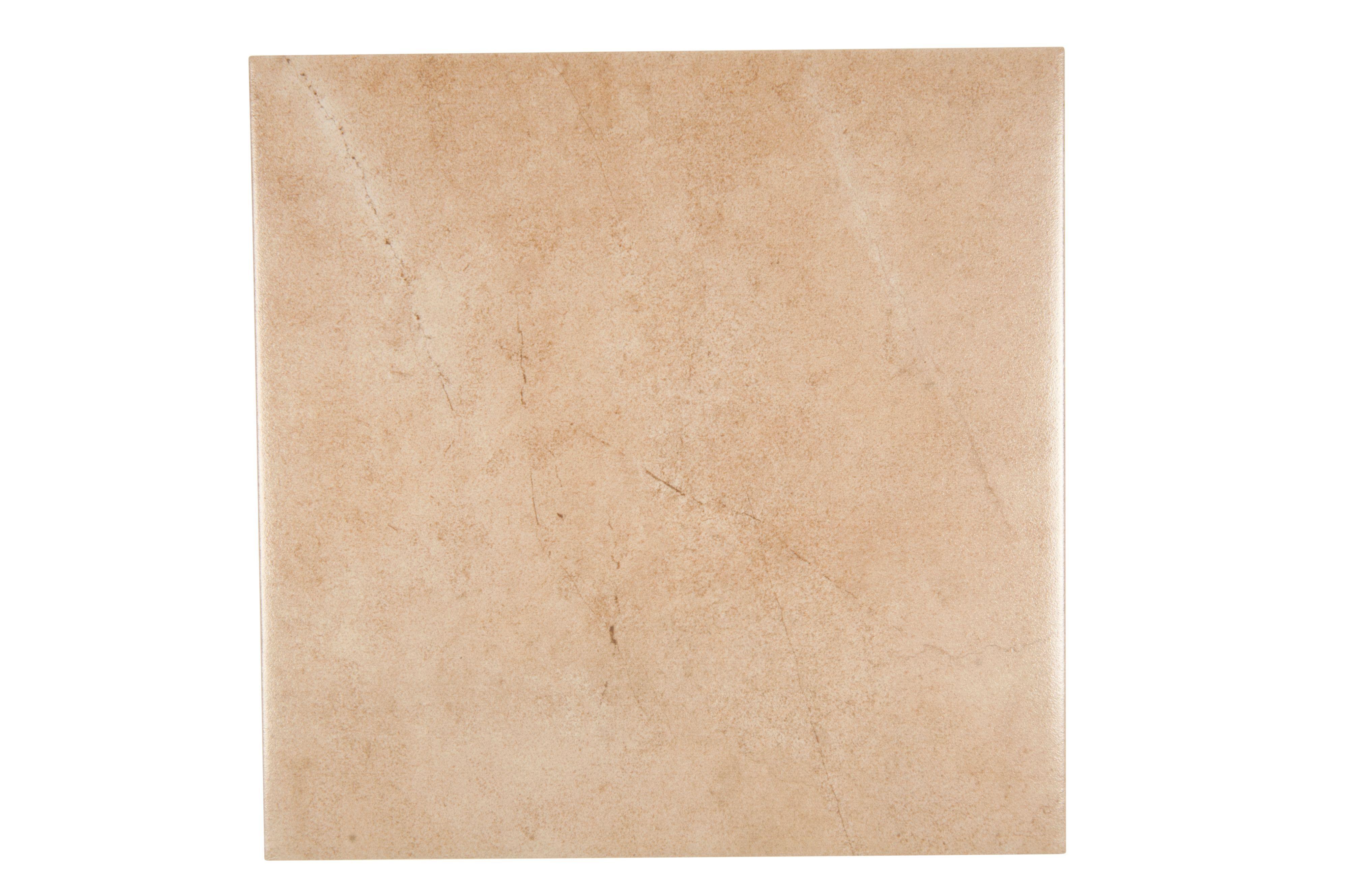 Legend Beige Stone Effect Ceramic Wall Tile, Pack Of 8, (l)500mm (w)250mm