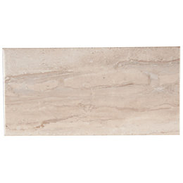Bali Grey Stone Effect Ceramic Wall Tile, Pack