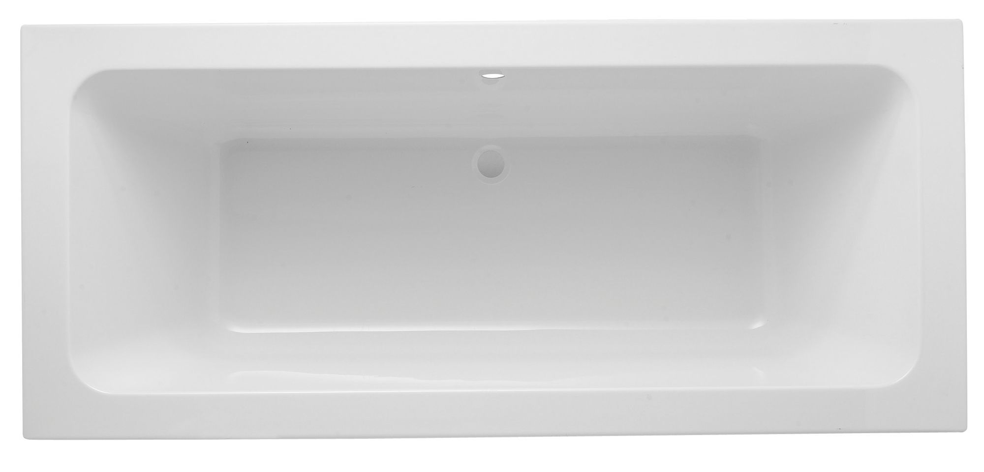 cooke lewis valerian acrylic twin ended bath l 1700mm w 750mm cooke lewis valerian acrylic twin ended bath l 1700mm w 750mm departments diy at b q
