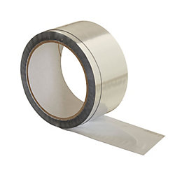 Selit Silver Underlay Joining Tape (L)5m (W)50mm