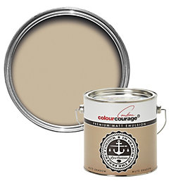 colourcourage Mute Shadow Matt Emulsion Paint 2.5L