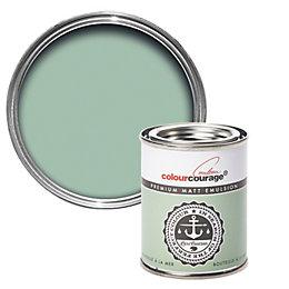 colourcourage Bouteille Á La Mer Matt Emulsion Paint
