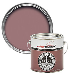 colourcourage Hotel Paris Matt Emulsion Paint 2.5L