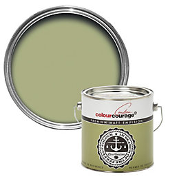 colourcourage Herbes De Provence Matt Emulsion Paint 2.5L