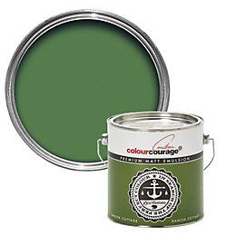 colourcourage Danish Cottage Matt Emulsion Paint 2.5L