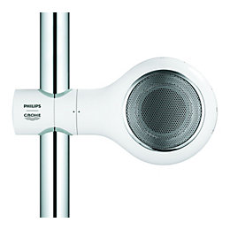 Grohe Philips Aquatunes Waterproof Bluetooth Shower Speaker