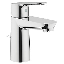 Grohe Bau Edge 1 Lever Basin Mixer Tap