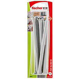 Fischer Frame Fixing (Dia)10mm (L)160mm, Pack of 4