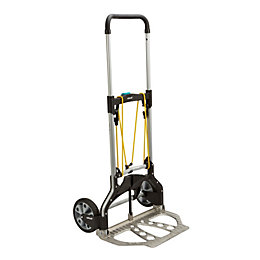 Wolfcraft Heavy Duty Foldable Hand Truck, (Max. Weight)
