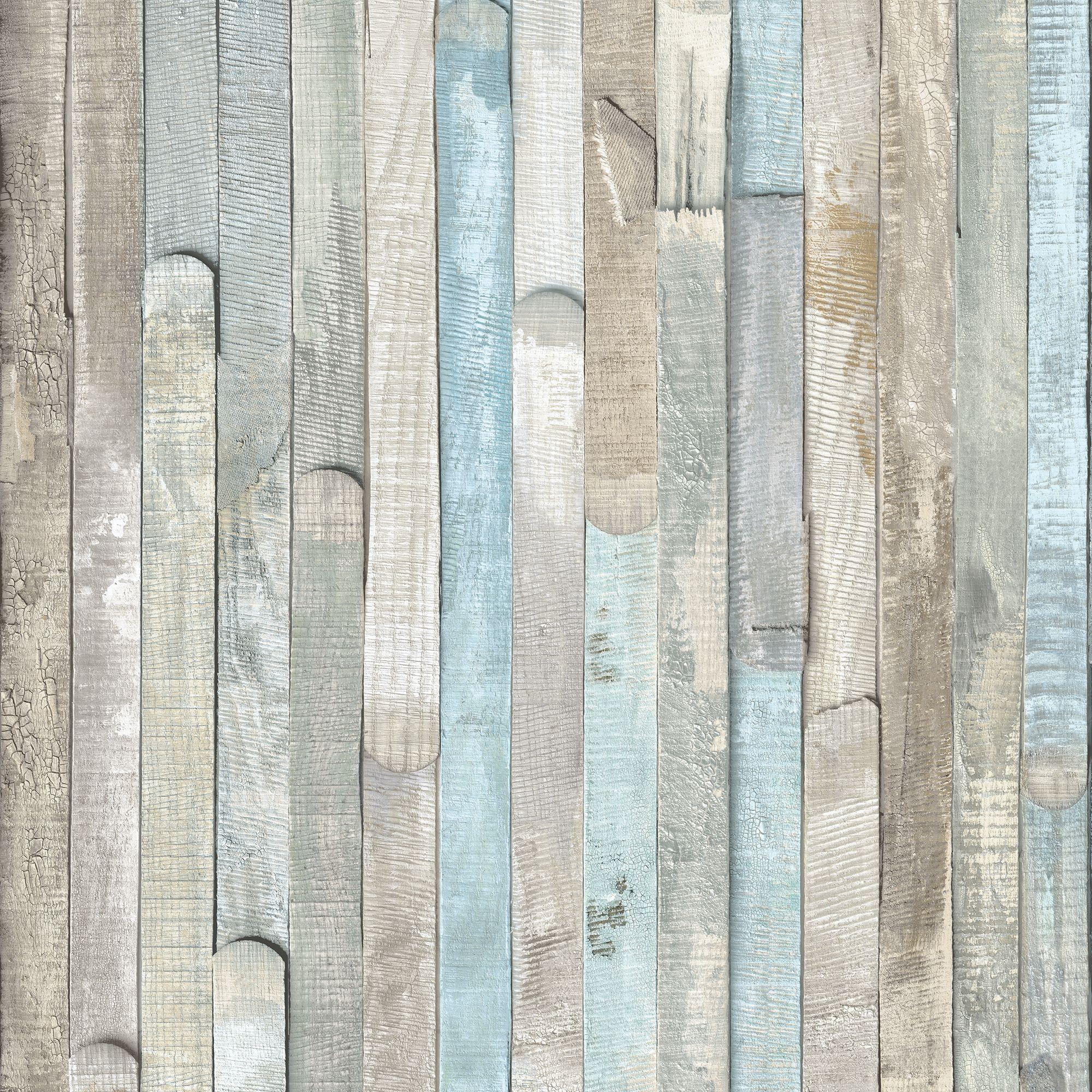 D C Fix Rio Ocean Drift Wood Grey Self Adhesive Film (L)2M