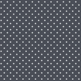 D-C-Fix Stars Metallic Effect Dark Grey Self Adhesive