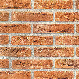D-C-Fix Brick Brick Red Self Adhesive Film (L)2m