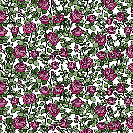 D-C-Fix Jerada Floral Pink Self Adhesive Film (L)2m