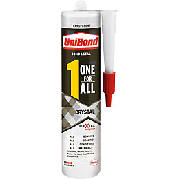 Unibond One For All Invisible Adhesive & Sealant
