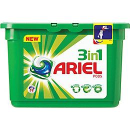 Ariel Liquitabs Washing Up Liquid, Pack of 19