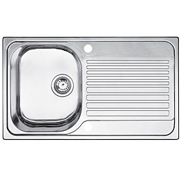 Blanco Toga 1 Bowl Stainless Steel Compact Sink