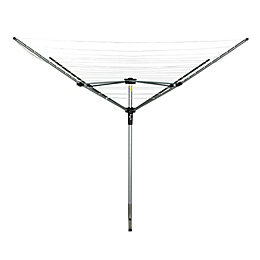Vileda 4 Arm Rotary Airer 50m