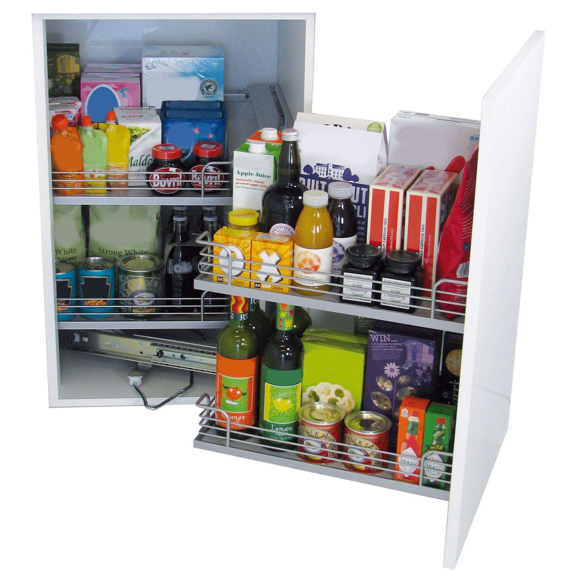 Kesseböhmer Rh Magic Corner Cabinet Storage, 900-1000mm