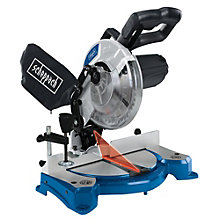 image for price cut on SCHEPPACH 1500W 240V 210MM MITRE SAW WAS £75 NOW £60