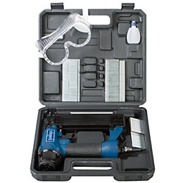 Scheppach 5 Piece Air Nail Gun Kit