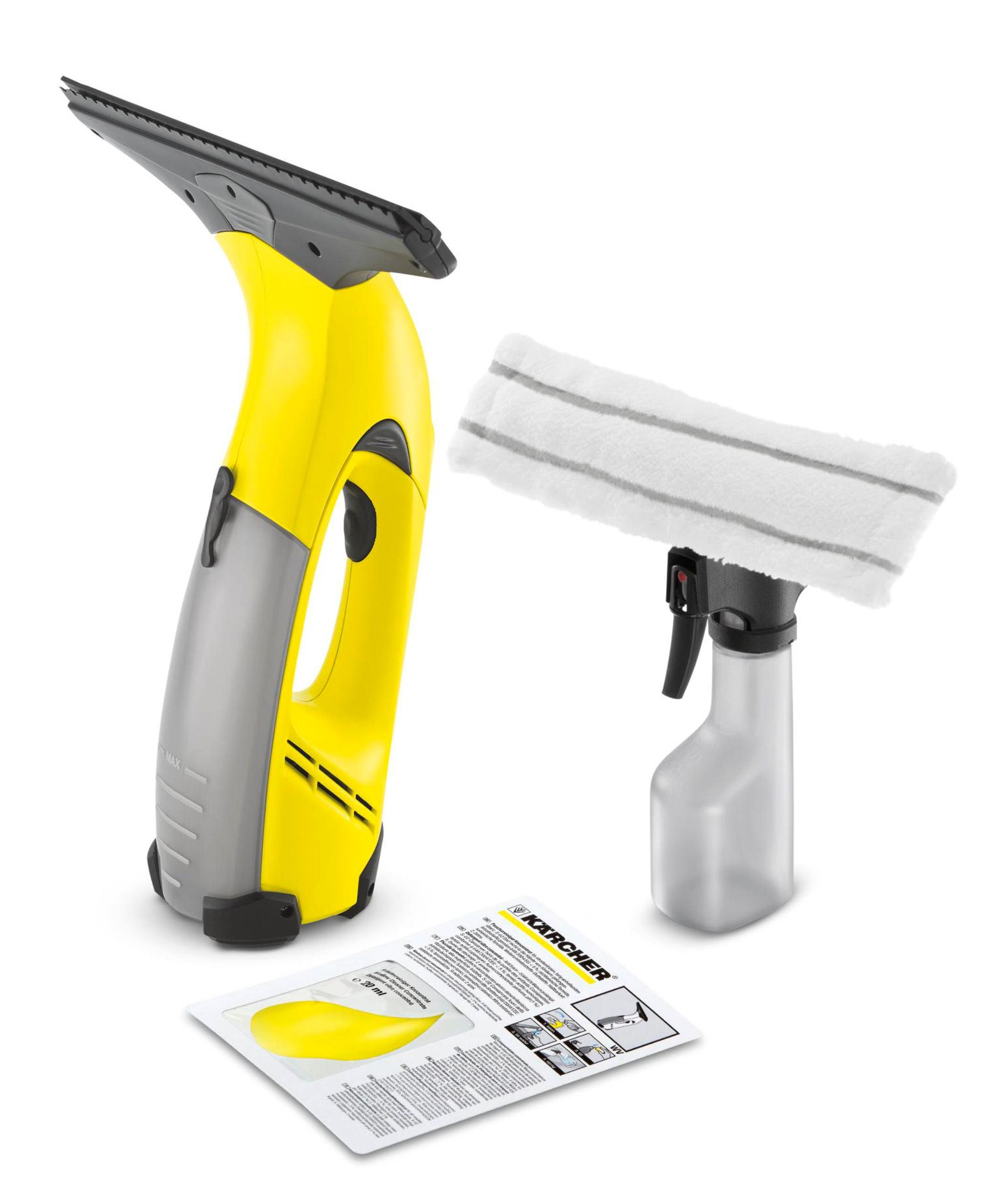 Karcher Classic Wv Classic Window Vac Was 163 54 Now 163 33