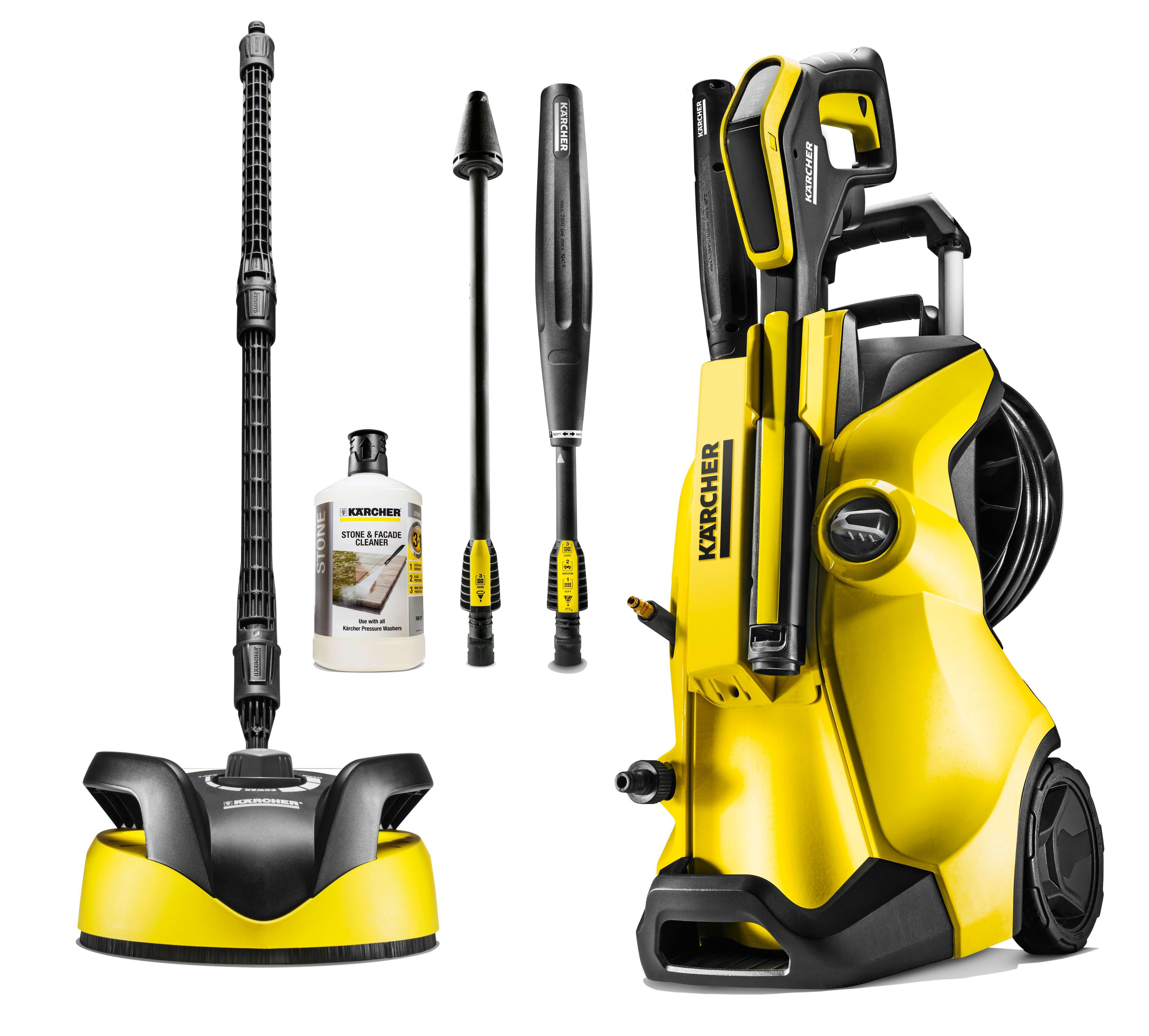 karcher k4 premium full control home pressure washer. Black Bedroom Furniture Sets. Home Design Ideas