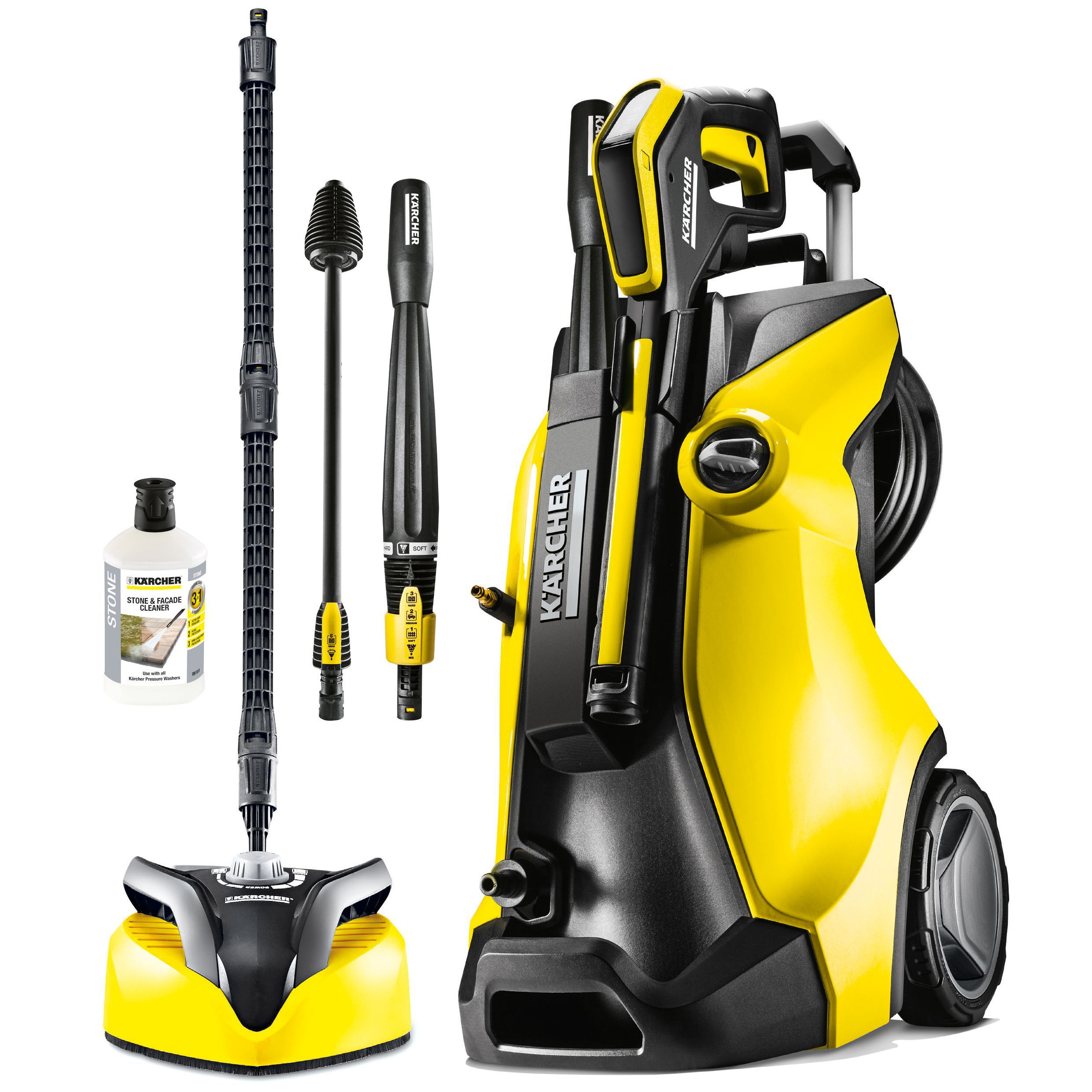 karcher k7 premium full control pressure washer departments diy at b q. Black Bedroom Furniture Sets. Home Design Ideas