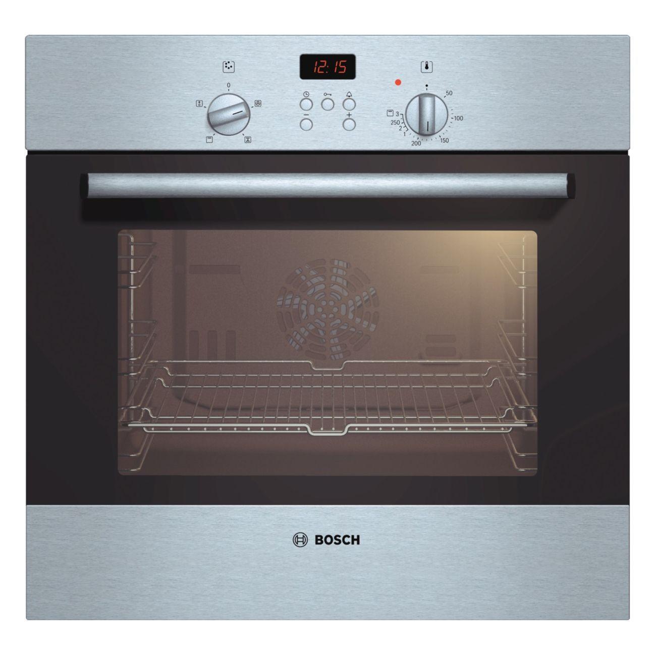 Bosch Hbn331e2b Silver Electric Single Oven Departments