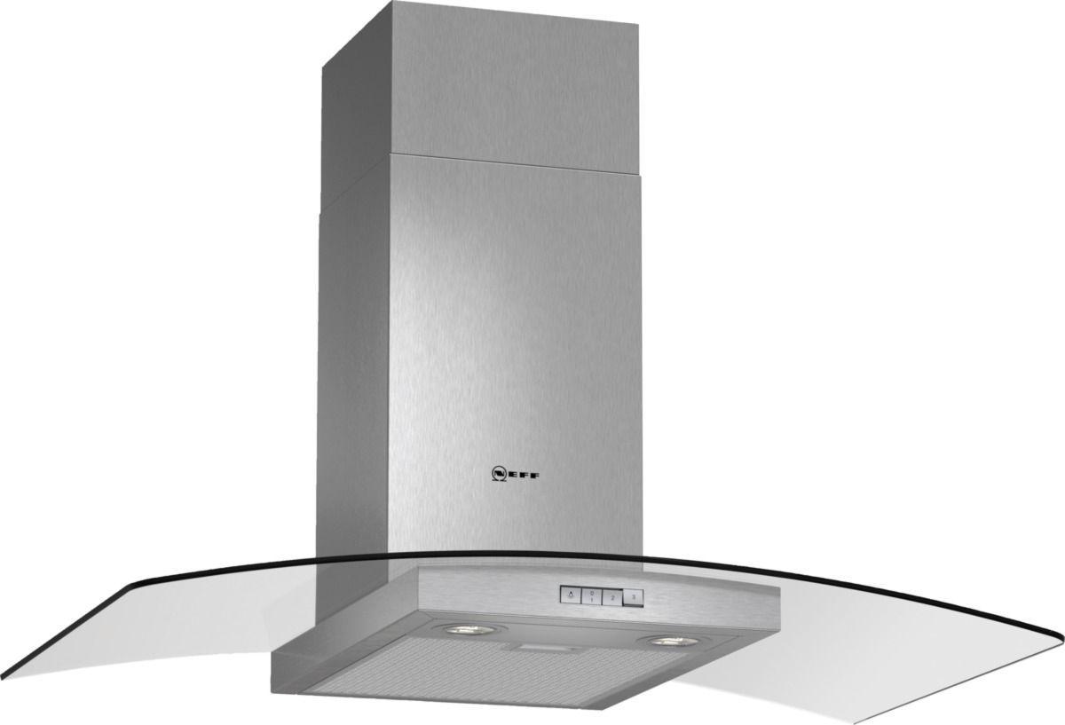 Window Next To Chimney Hood ~ Bosch dwa w b stainless steel effect chimney cooker