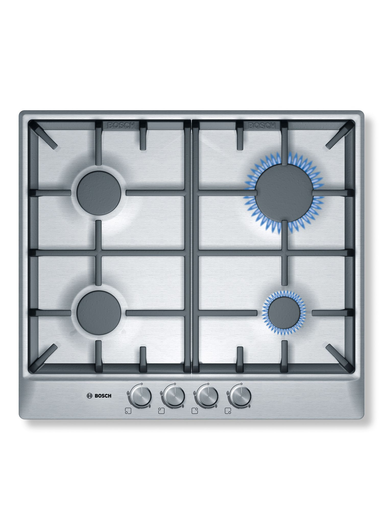 Gas Hob For Kitchen At B And Q