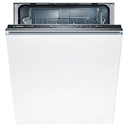 Bosch SMV40C20GB Integrated Full Size Dishwasher, White