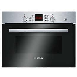 Bosch Built-In 900W Microwave Oven with Grill