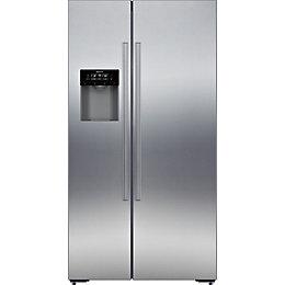 Neff KA3923I20G American Style Freestanding Fridge Freezer