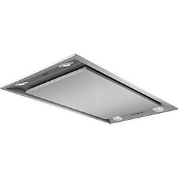 Neff I99C68N1GB Stainless Steel Ceiling Hood, (W) 900mm