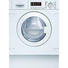 Neff V6540X1GB White Built In Washer Dryer