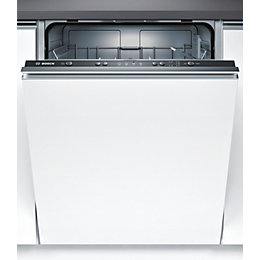 Bosch SMV24AX00G Integrated Built-In Dishwasher, White