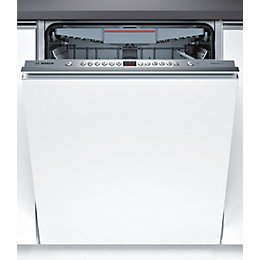 Bosch SMV46MX00G Integrated Built-In Dishwasher, White