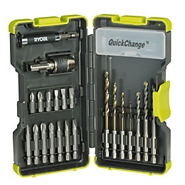 Ryobi 2-6 mm Quick Change Screwdriver Bit Accessory