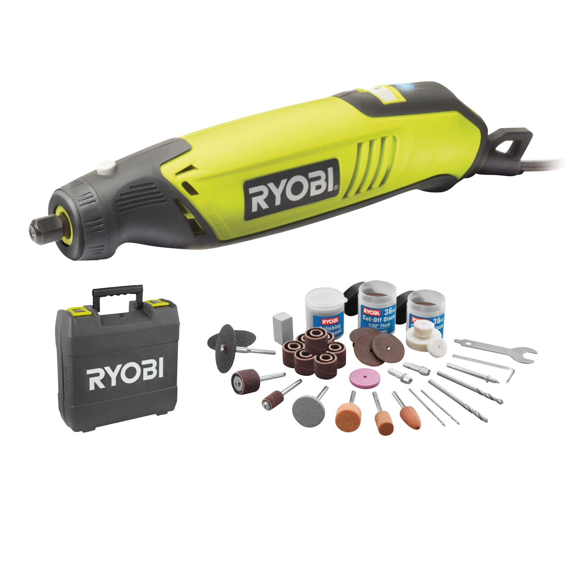Ryobi Eht150v Rotary Tool Departments Diy At B Amp Q