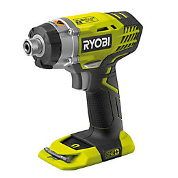 Ryobi One+ Cordless 18V Impact Driver without Batteries