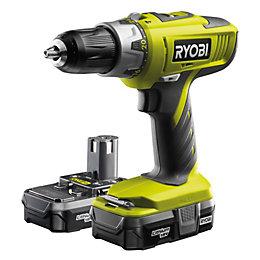Ryobi One+ Cordless 18V 1.3Ah Li-Ion Combi Drill