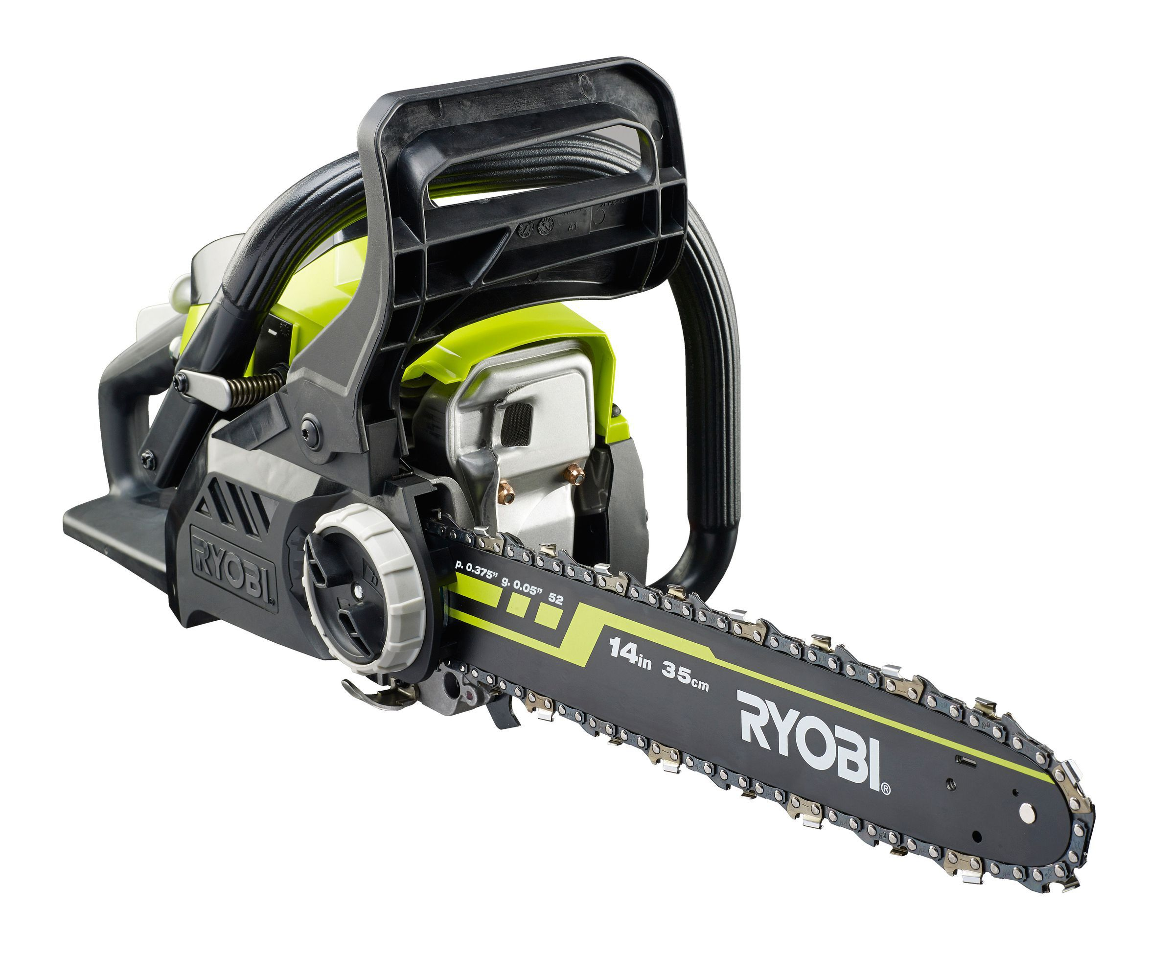 Ryobi Rcs3835t 37.2 Cc Cordless Petrol Chainsaw