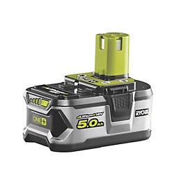 Ryobi 18V Li-Ion 5Ah Rechargeable Battery