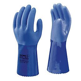 Showa 660 Oil Resistant Gauntlets, Large